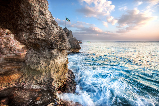 Photo provided by Chris Ford at Creative Commons  - Negril, Jamaica