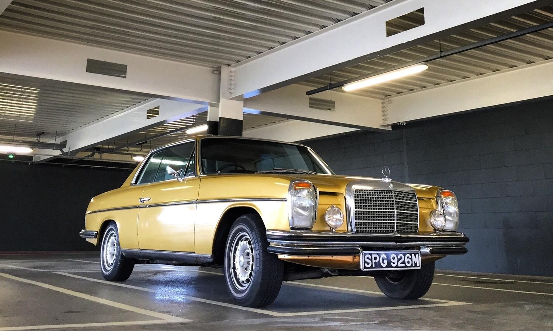 1973 Mercedes-Benz 280CE