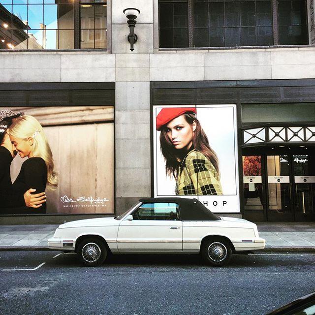 Chrysler on Oxford Street