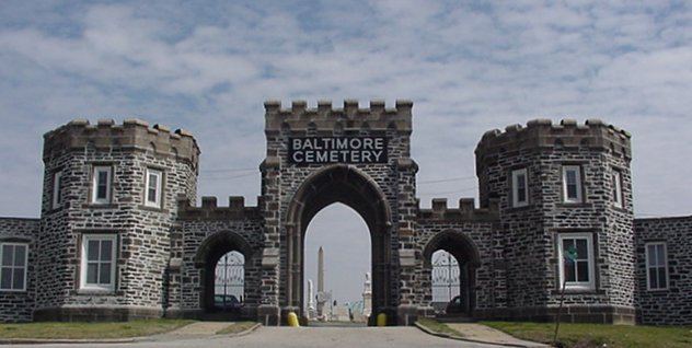 Baltimore Cemetery Gates