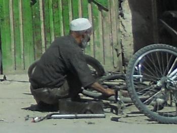 Afghan squat 06