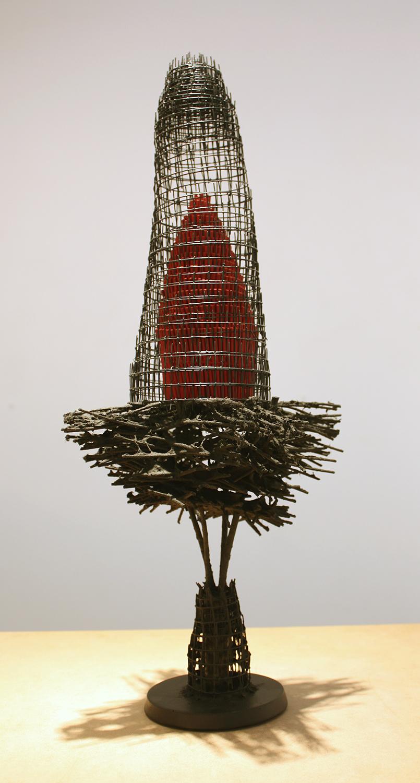 Nesting Lotus #1