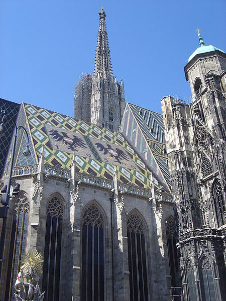The impressive St. Stephen's Cathedral