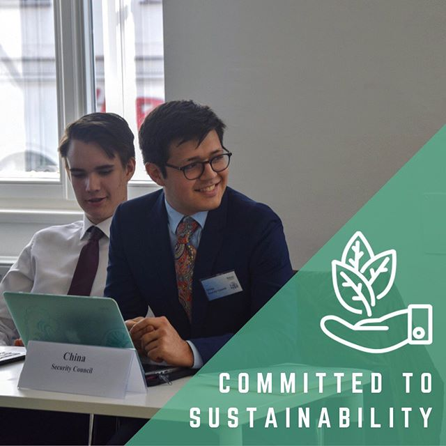 WebMUN 2019 is going green!🌱 The WebMUN team is excited to announce our commitment to bring you a more sustainable and green conference!  This year, we have decided to eliminate single use plastics and paper in our conference, and instead opt for digital collaboration tools that will allow delegates to communicate in a fast-paced manner.  Further information on our green initiative will be given as the conference approaches. Stay tuned! . . . #webmun2019 #greeninitiative #gogreen #plasticfree #sustainability #revolutionizingwebmuns  #webstervienna #weareallwebster #conference #internationalrelations #modelun #websteruniversity