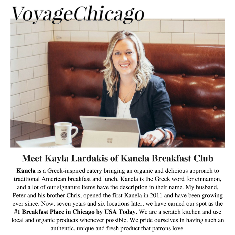Voyage Chicago Feature