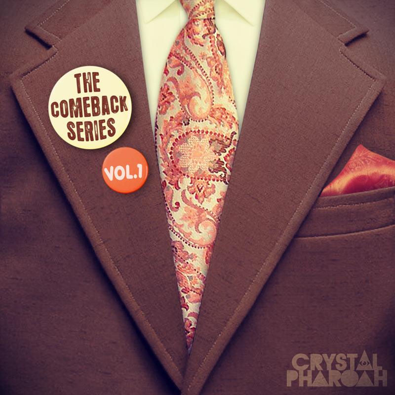 The Comeback Series Vol.1 Cover