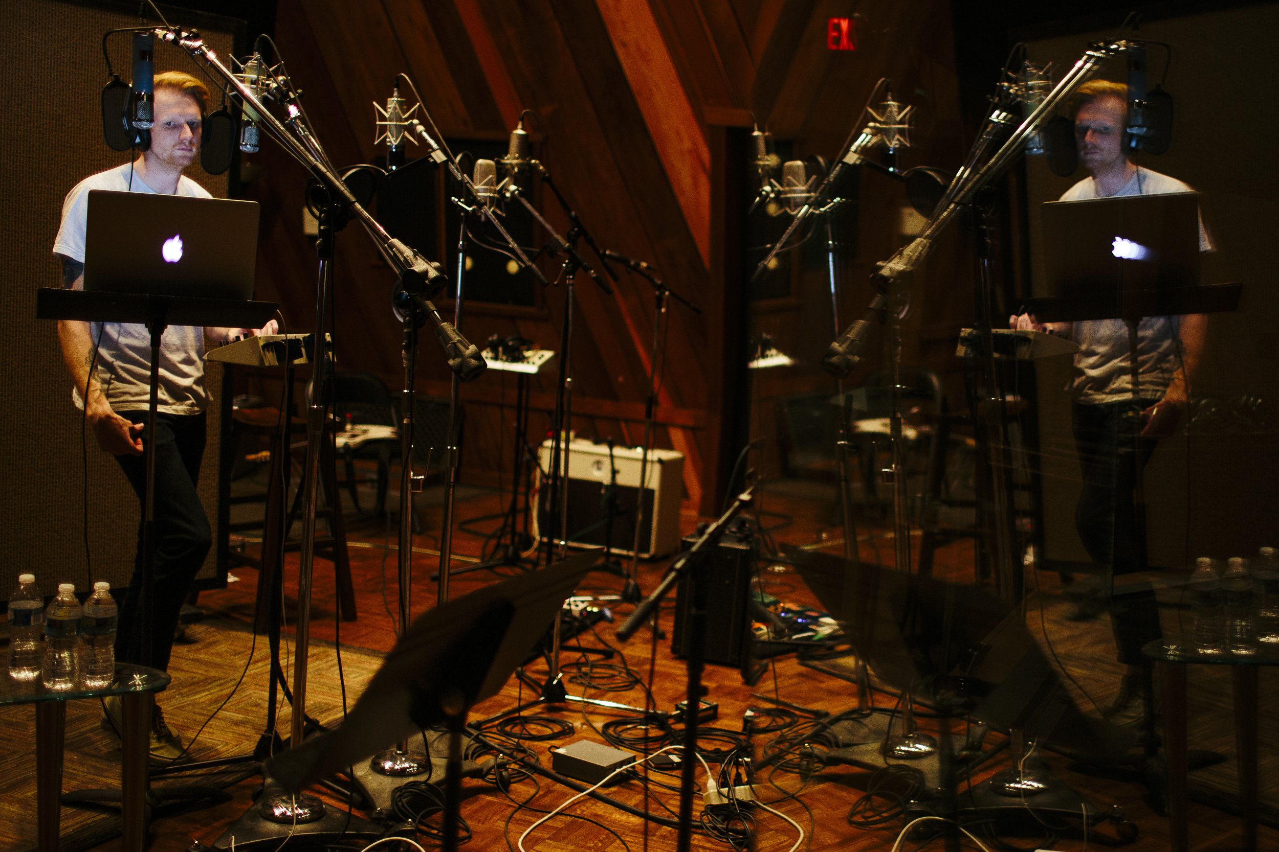 Five of the mic's we tried out for vocals.