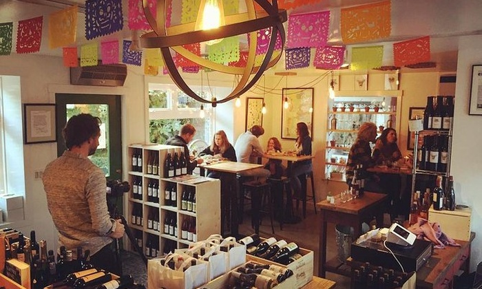 Doe Bay Wine Co. Bottleshop & Tasting Room is located in the heart of Eastsound on Orcas Island.