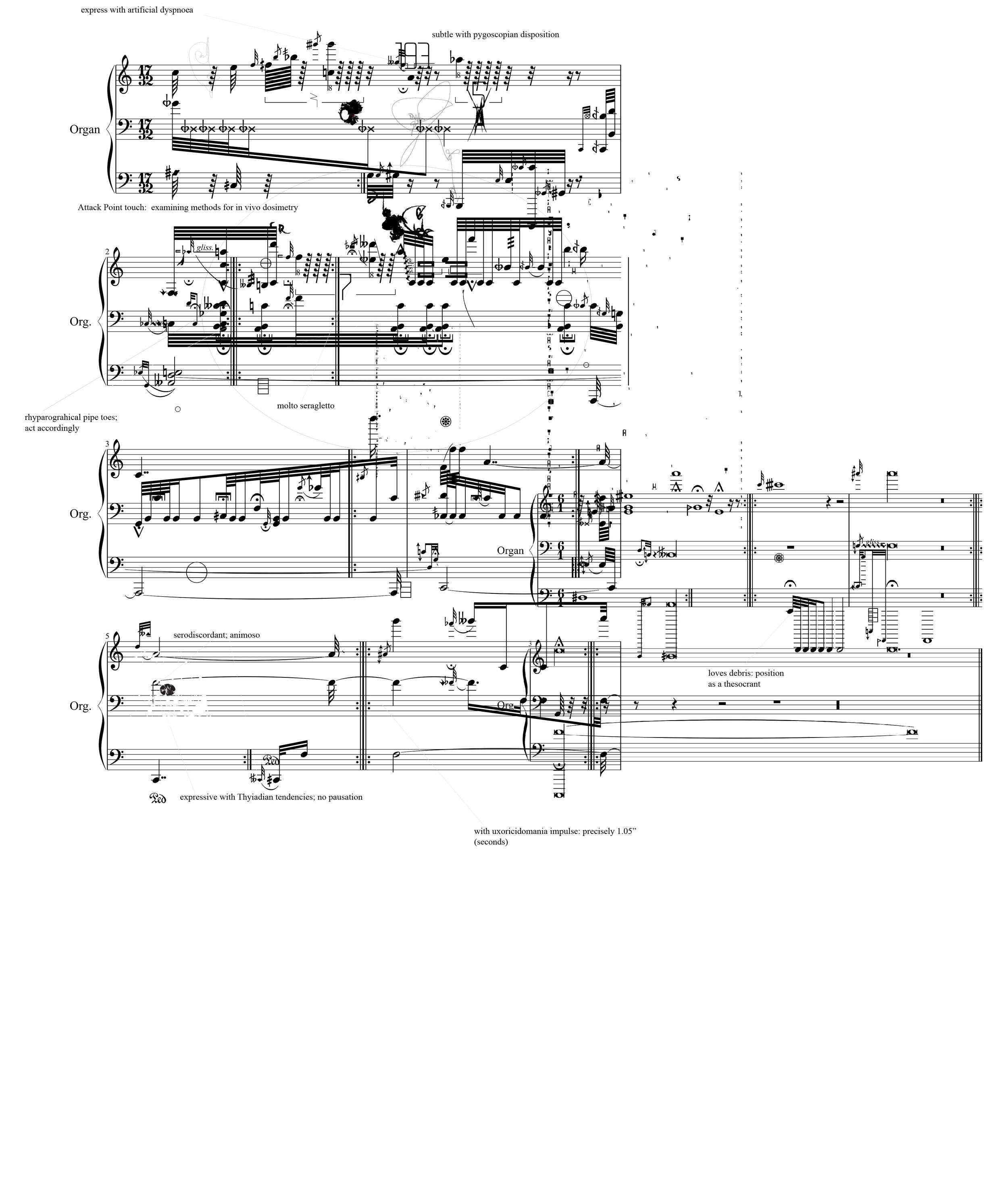 New project for Dapaegaci Organ