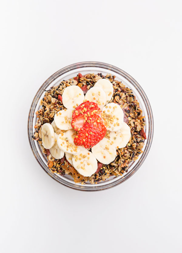 Acai Bowl from Dimes NYC on www.charmandfowl.com