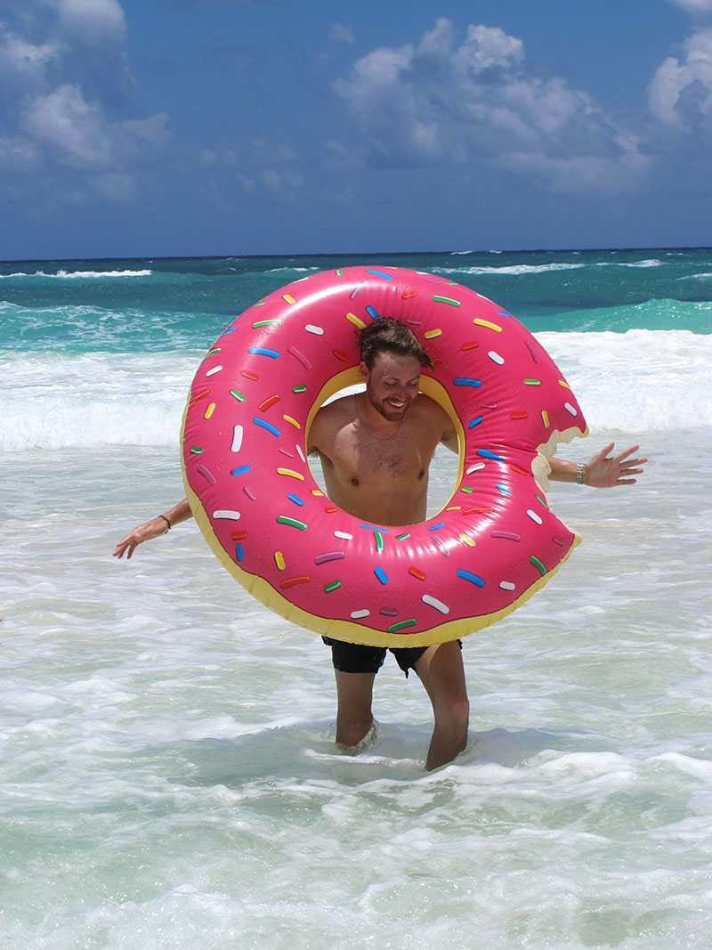 Griffin Coco tulum Beach
