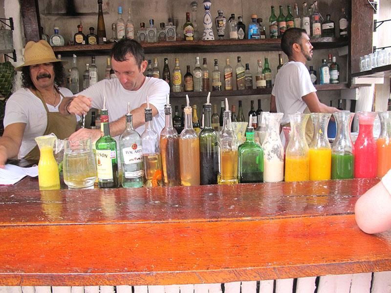 Heartwood Bar