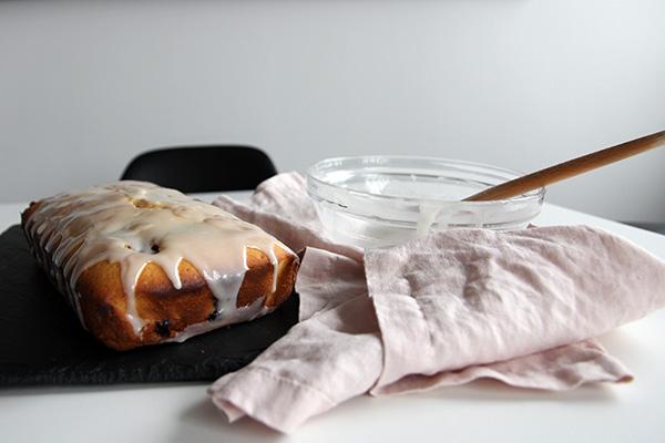 Charm + Fowl: Blackberry Lemon #Cake with Coconut Glaze