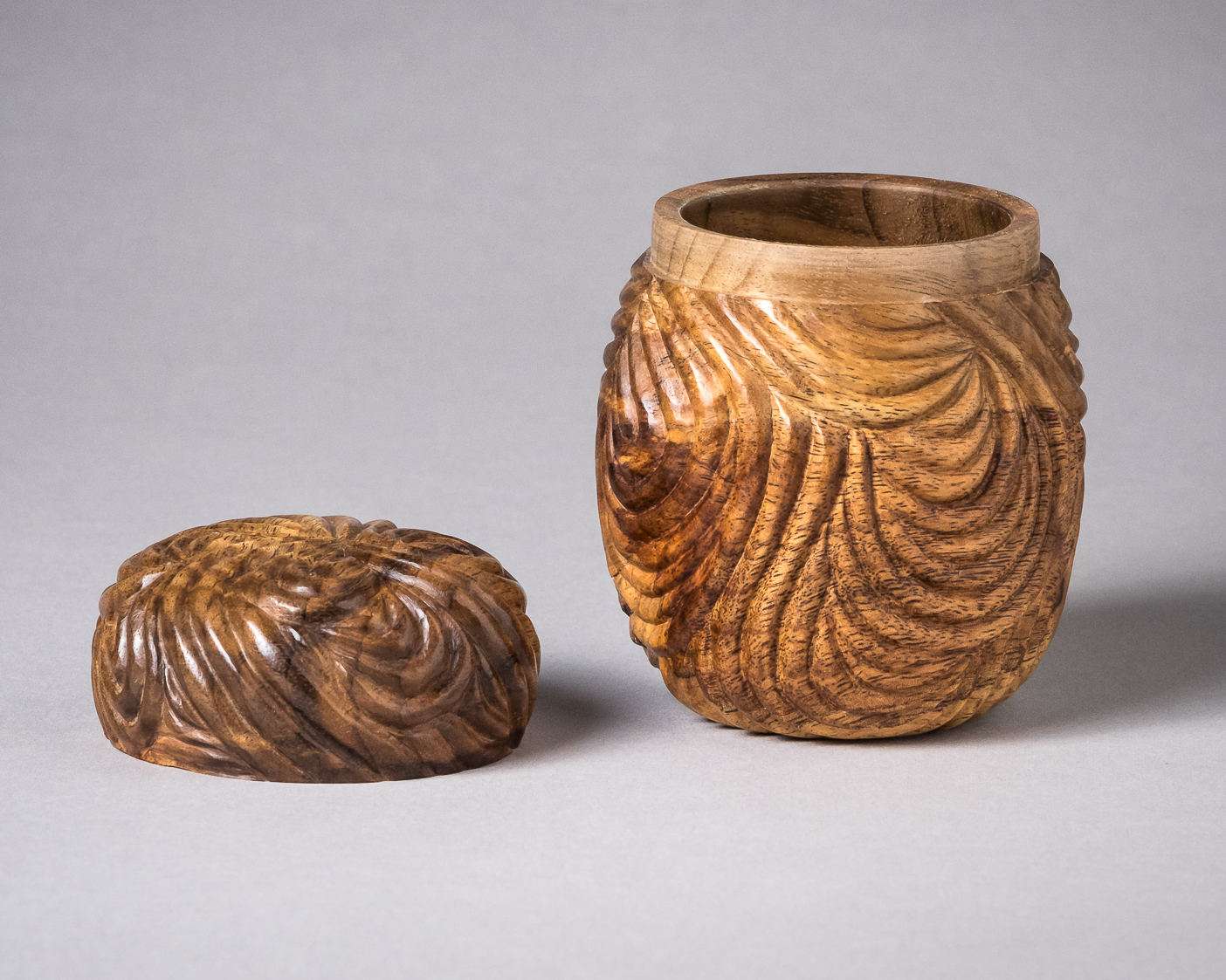 Carved box series