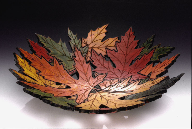 Carved Leaf Prototype