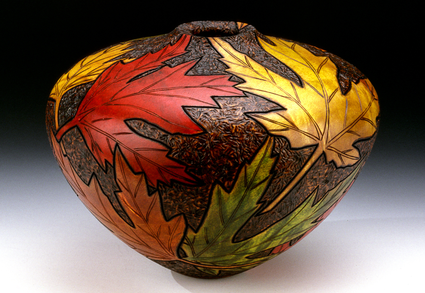 Autumn Vessel