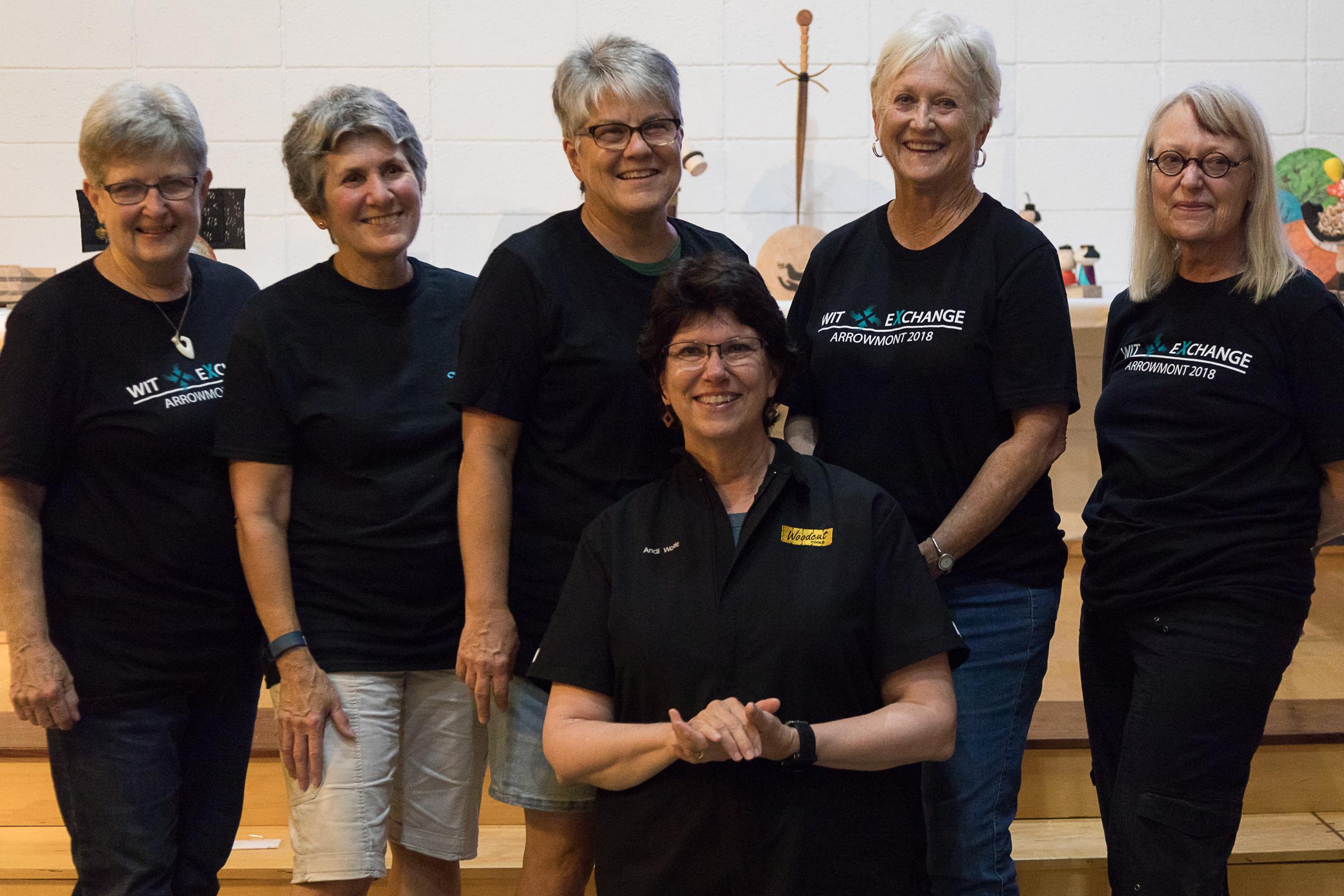 2018 WIT Committee Members