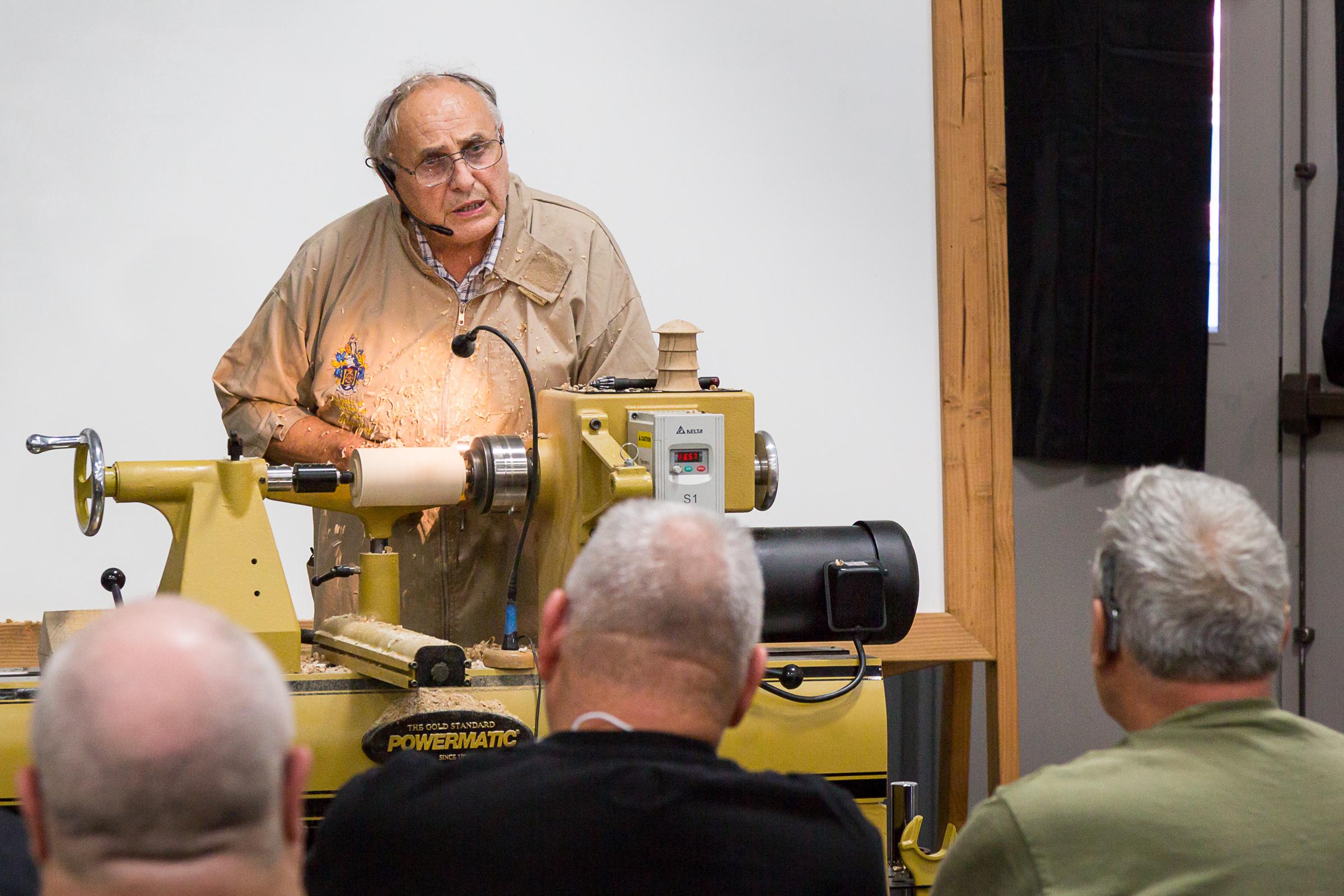 Ray Key, Turning 2013 Symposium