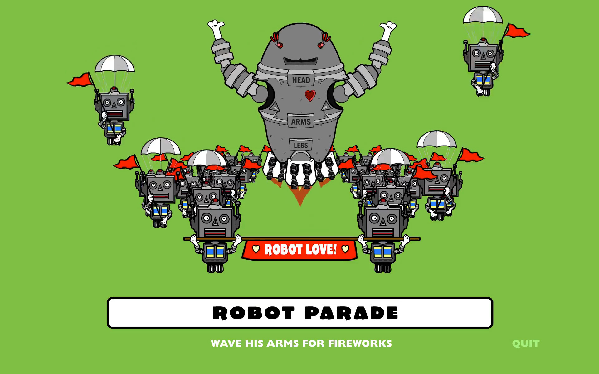 Scene from  Robot Parade