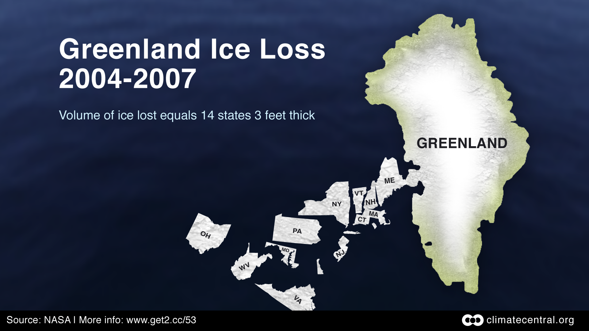 and would cover 14 states for Greenland..