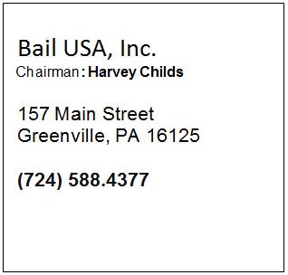 Bail USA, Inc.