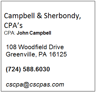 Campbell & Sherbondy, CPAs
