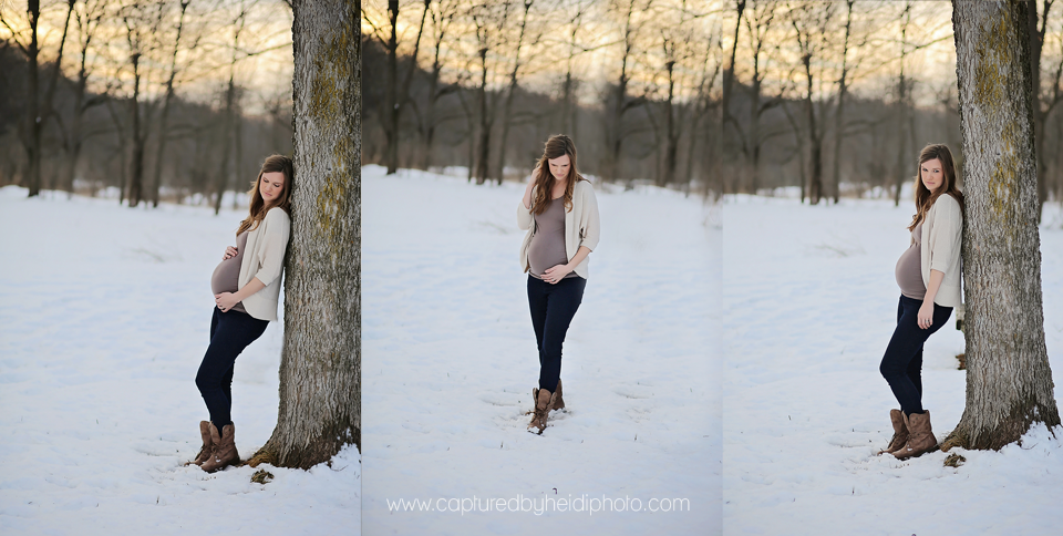 10-central-iowa-maternity-photographer-huxley-ames-ankeny-desmoines-capturedbyheidi-maternity-pictures-in-snow-forest.png
