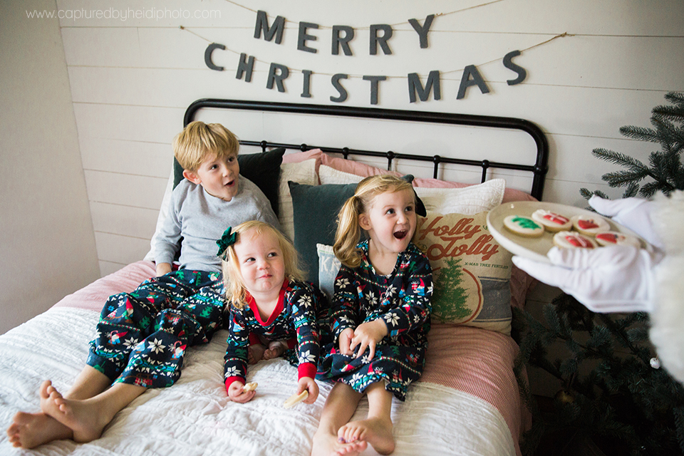 9 central iowa family photographer huxley desmoines ankeny captured by heidi hicks yume cookies christmas minis pajamas santa milk cookies.jpg