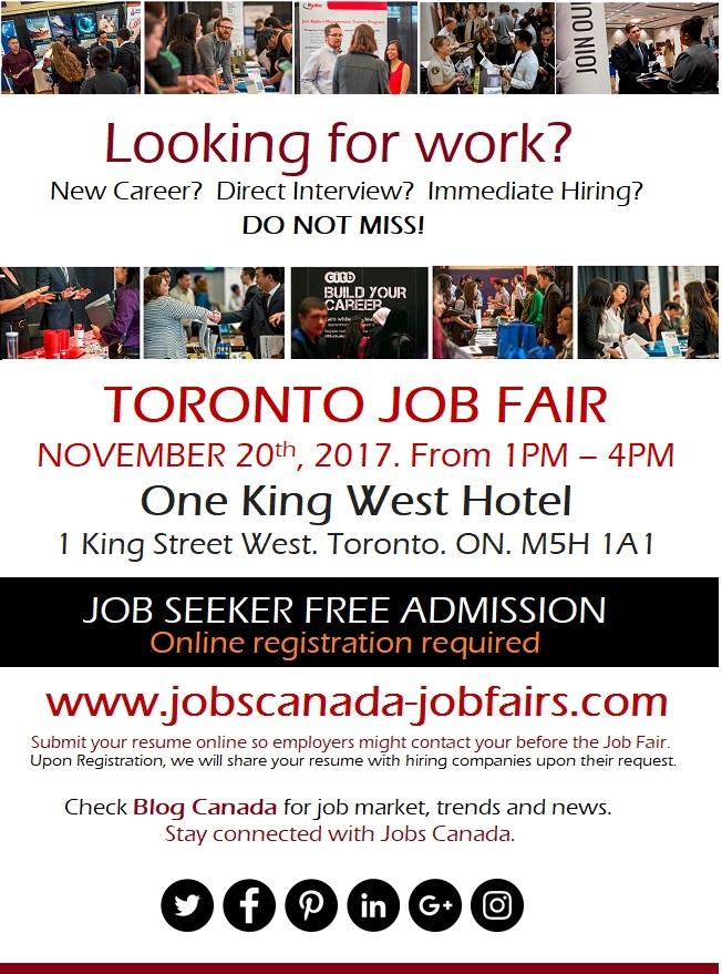 Toronto  job fair- Nov 20th, 2017.jpg