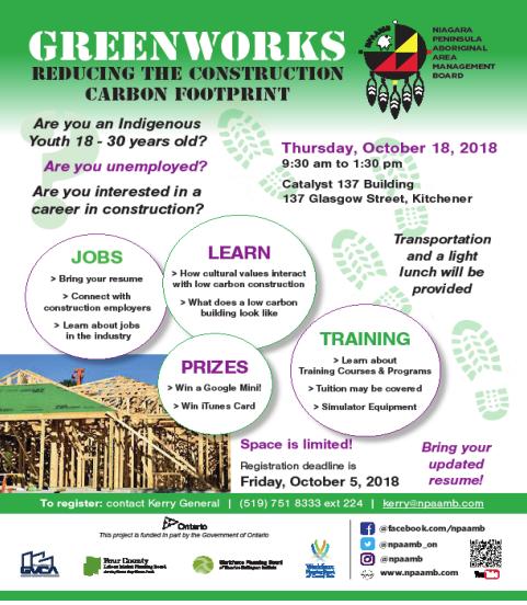 Greenworks flyer