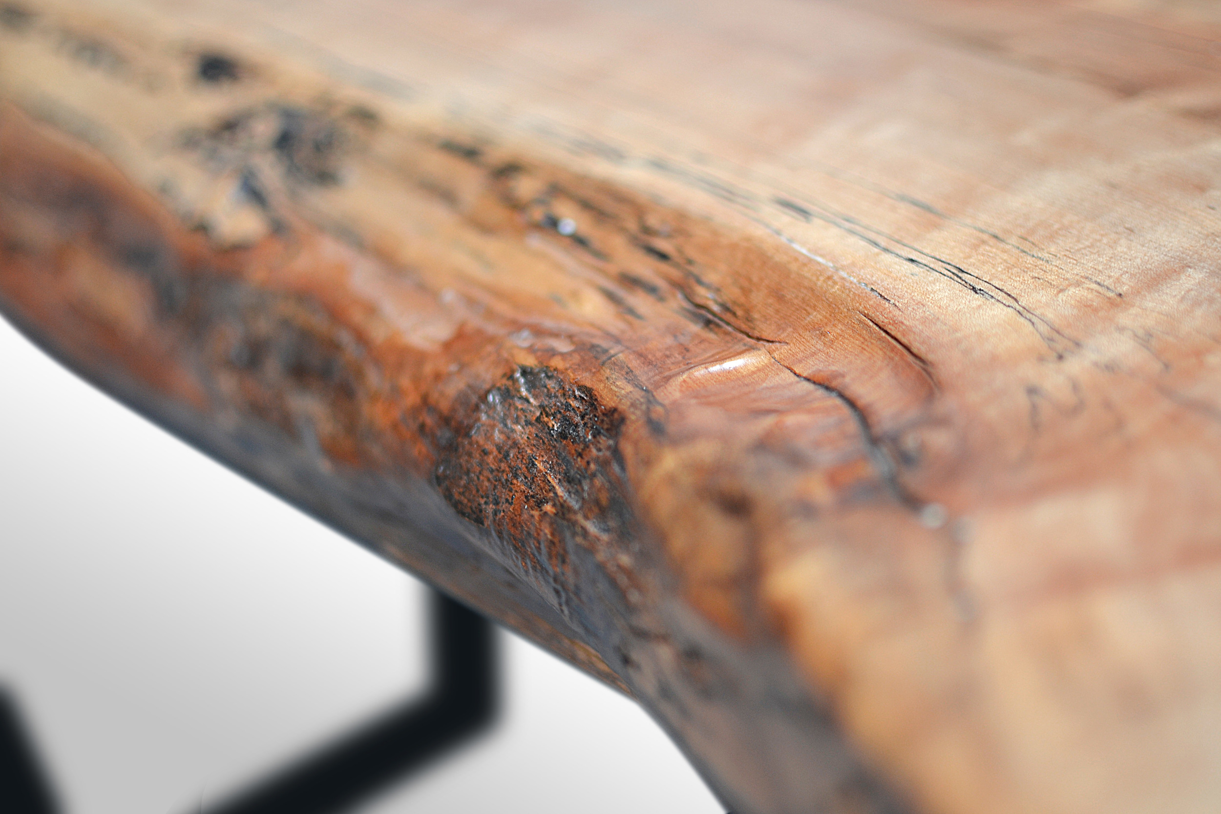 Etz & Steel Monarch Live Edge Table Close Up 5.JPG