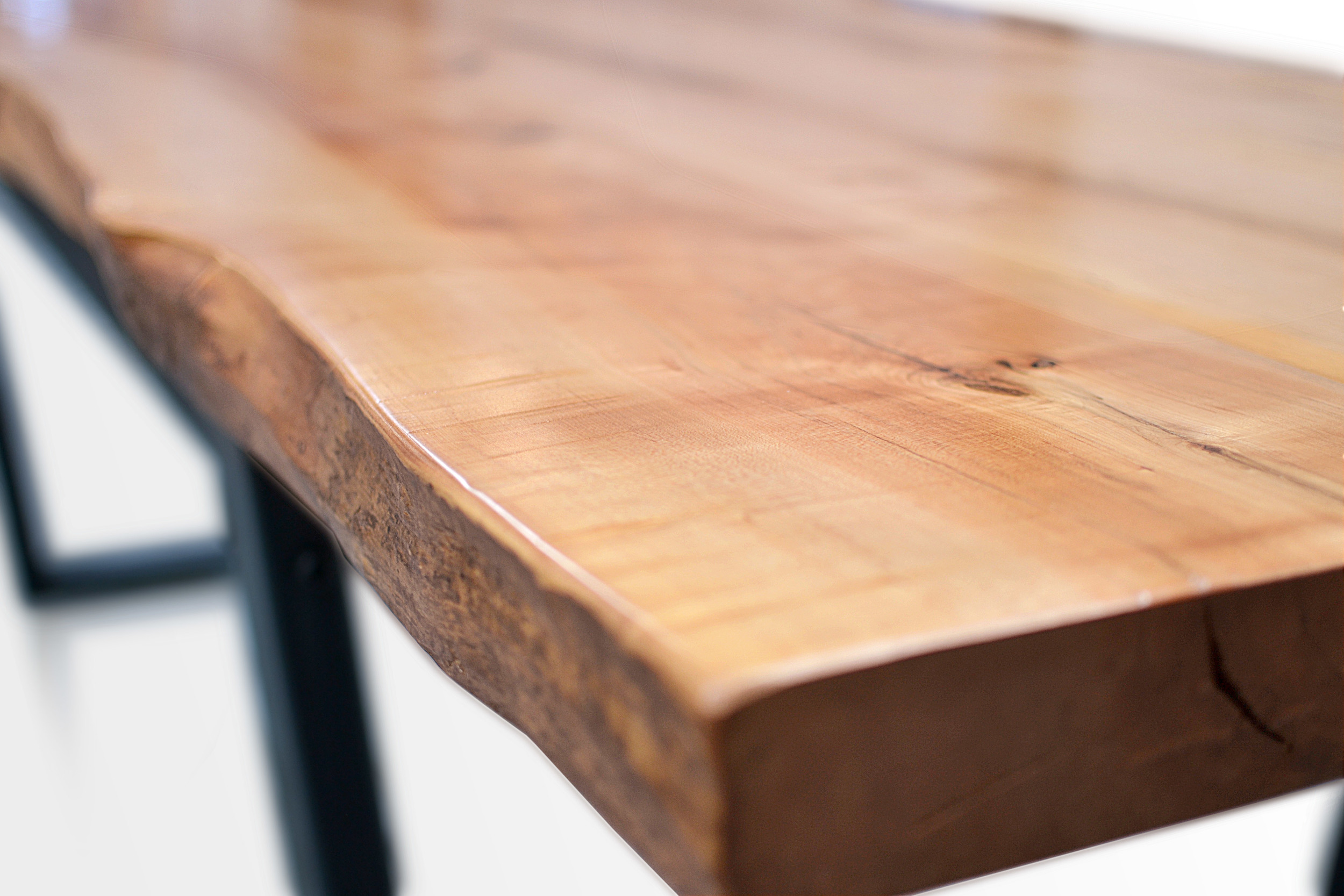 Etz & Steel Monarch Live Edge Table Close Up 6.JPG