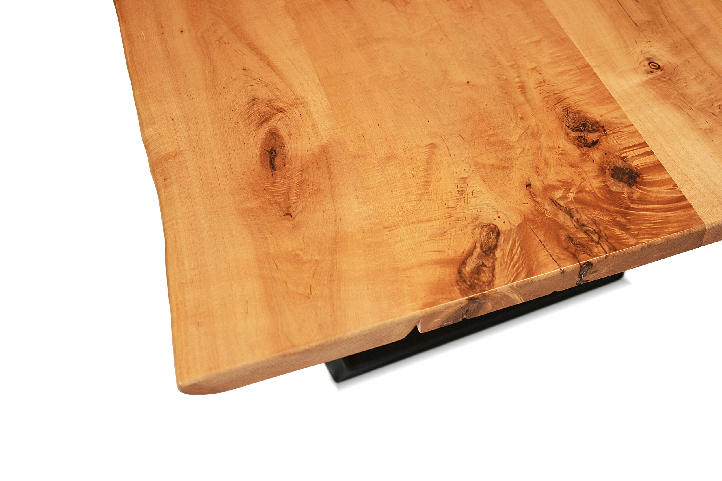 Etz & Steel Java Live Edge Table Close Up 4.jpg