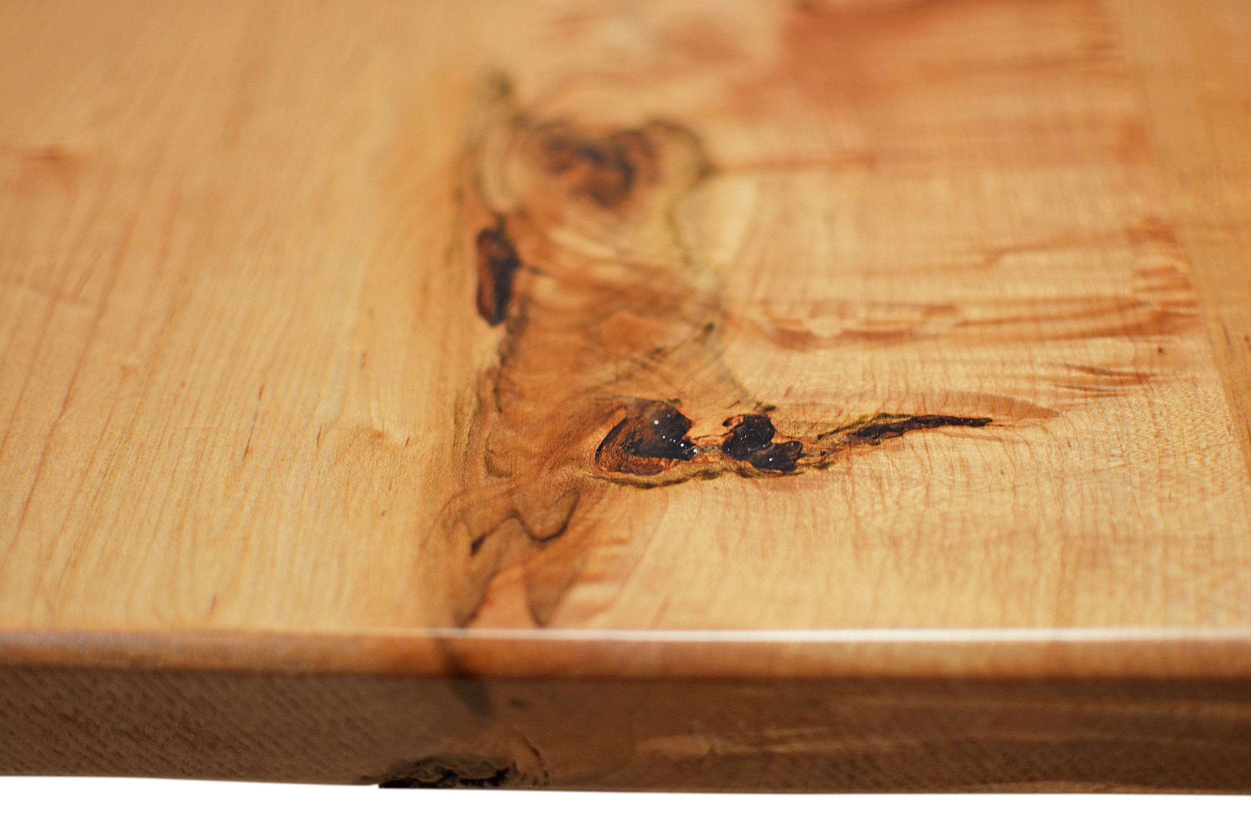 Etz & Steel Kona Live Edge Table Close Up 1.JPG
