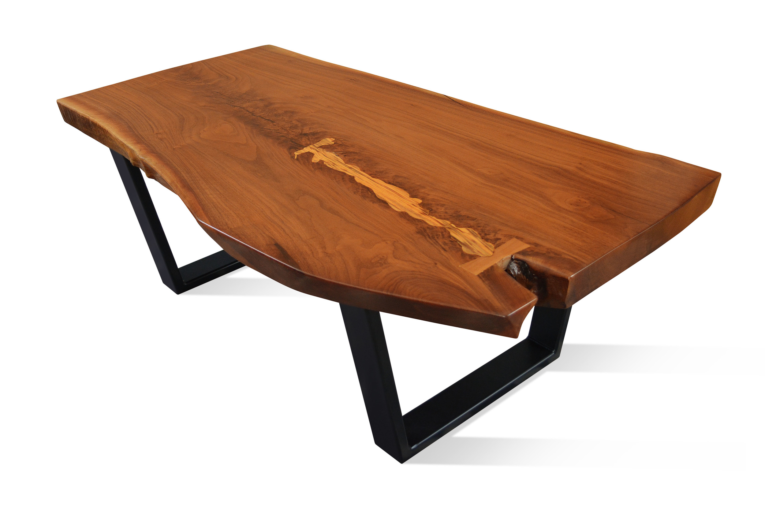 Etz & Steel Mocha Live Edge Table Black Base 2.JPG
