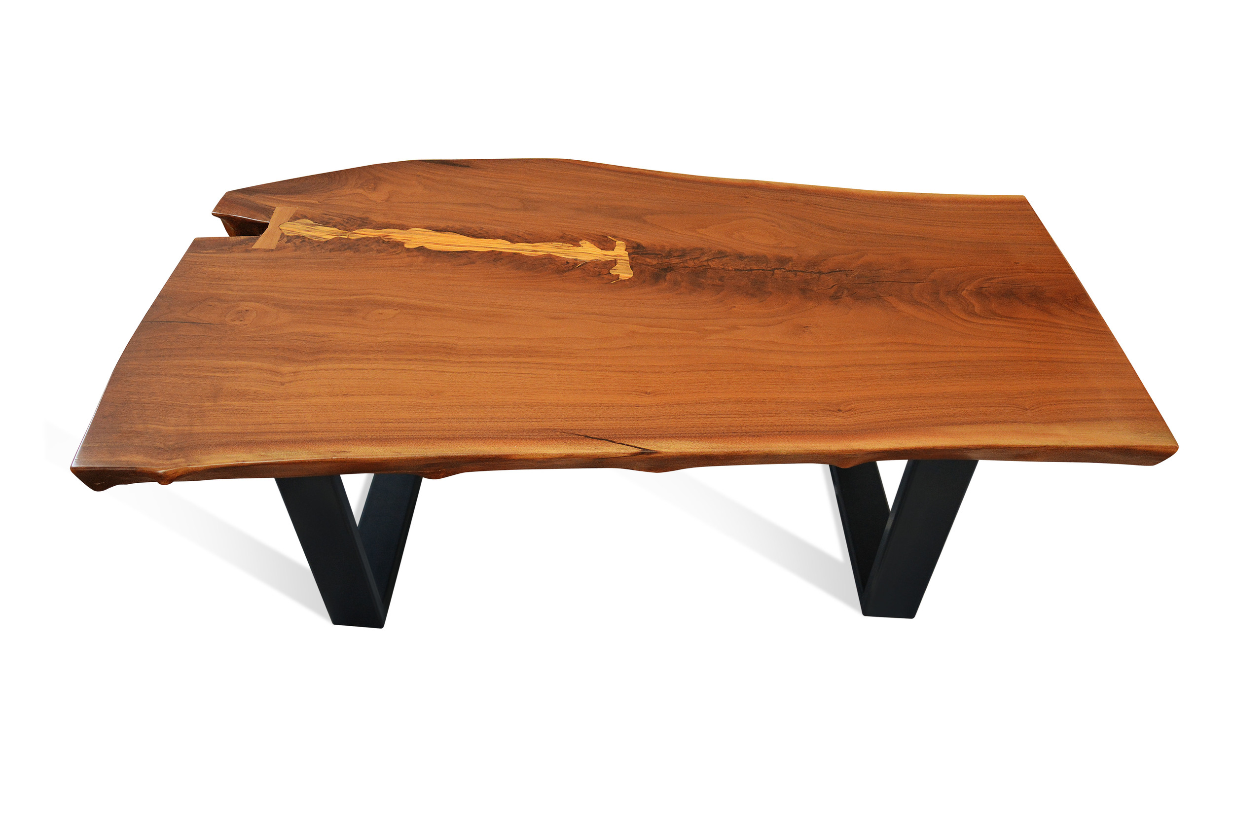Etz & Steel Mocha Live Edge Table Black Base 5.JPG
