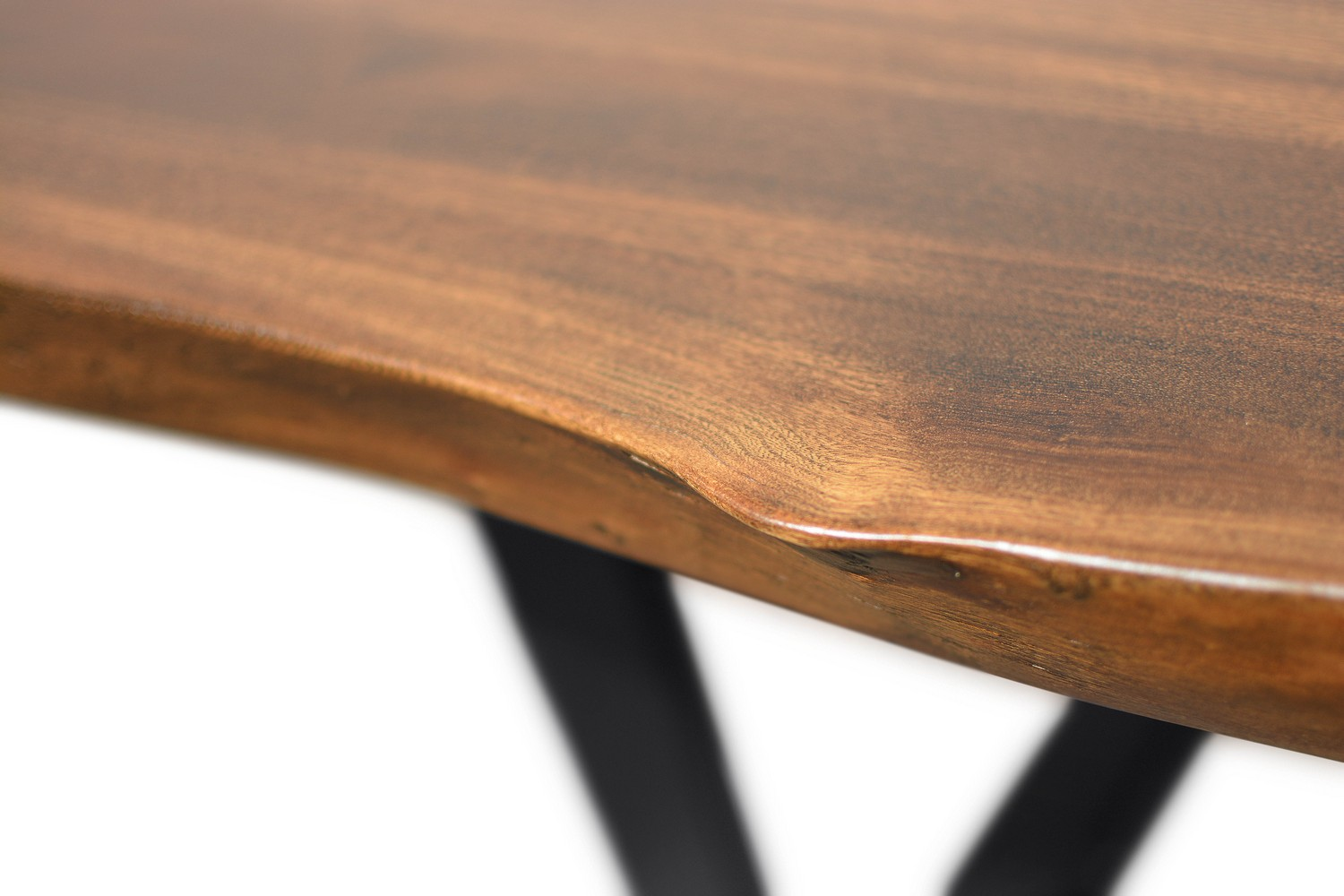 Etz & Steel Live Edge Cognac Table Close Up 3.jpg