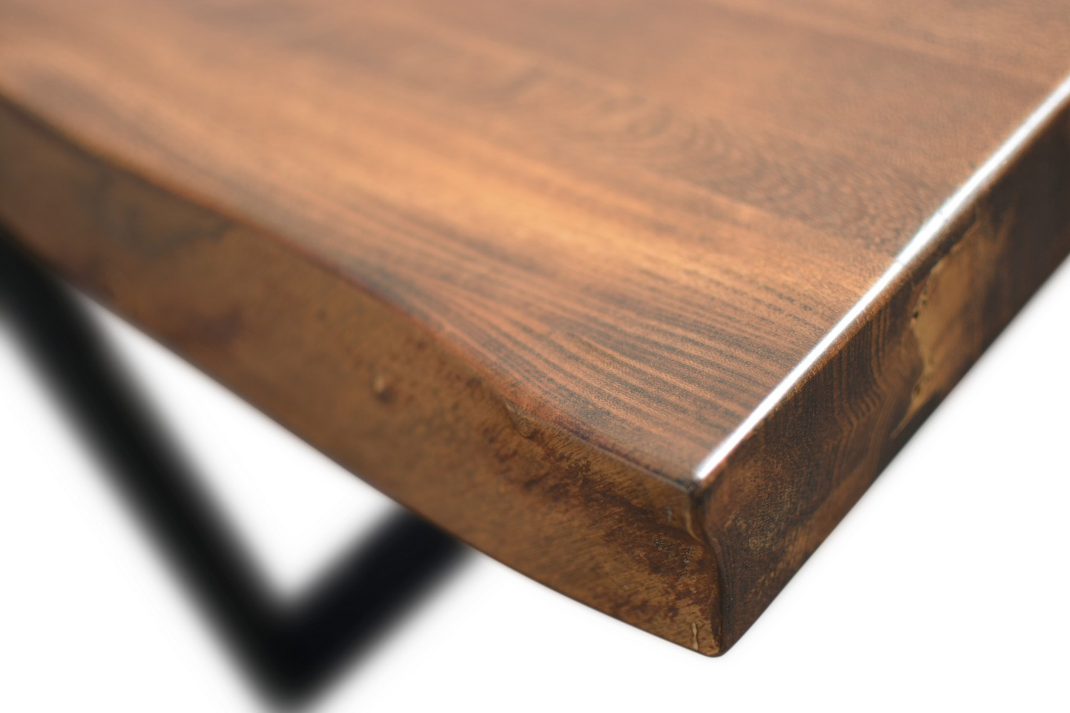 Etz & Steel Live Edge Cognac Table Close Up 4.jpg