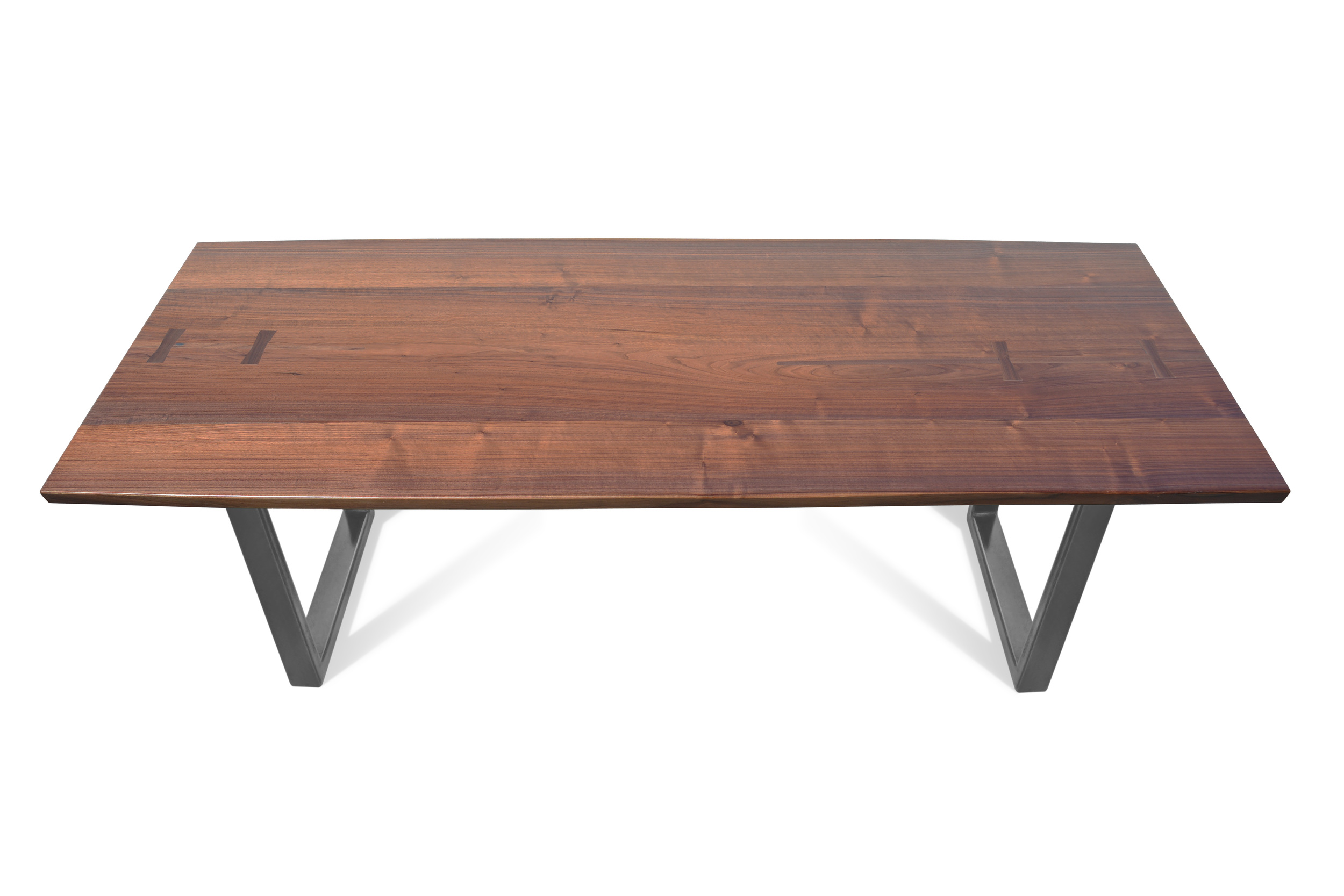 Etz & Steel Viceroy Live Edge Table Dark Grey Base 1.jpg
