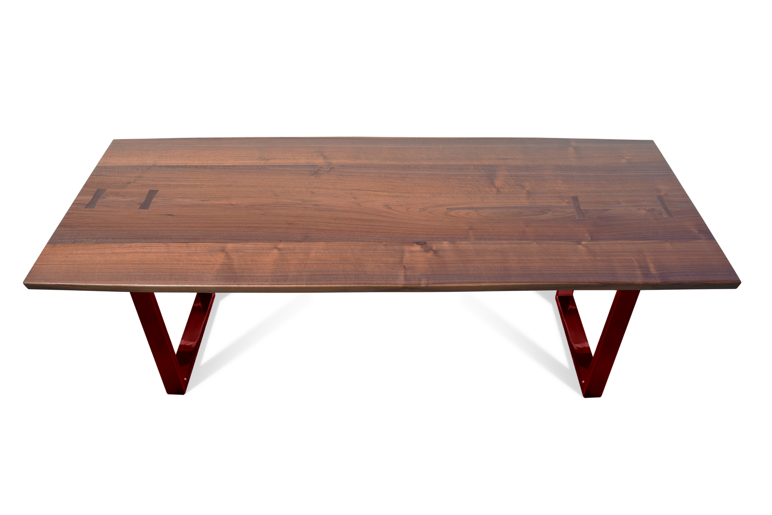 Etz & Steel Viceroy Live Edge Table Red Base 1.jpg