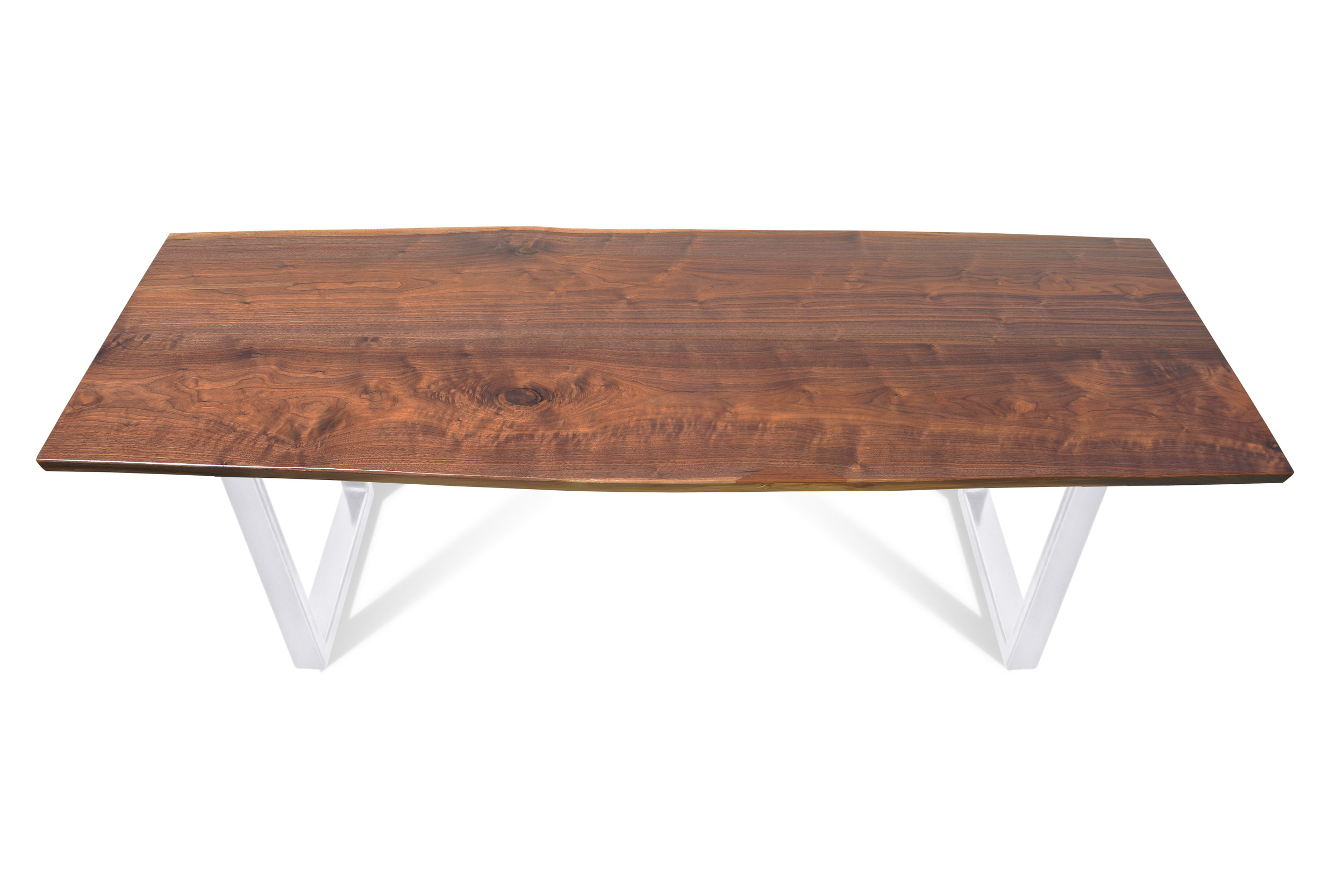 Etz & Steel Jupiter Live Edge Table White Base 1.jpg