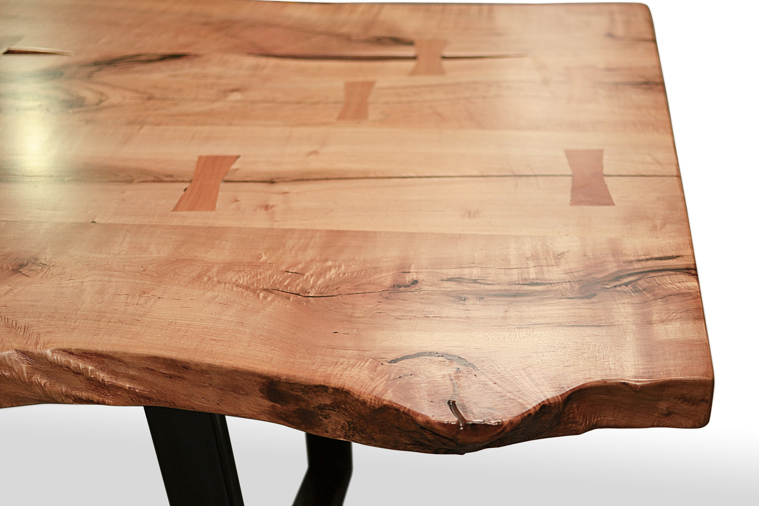 Etz & Steel Rex Live Edge Table Close Up 12.JPG