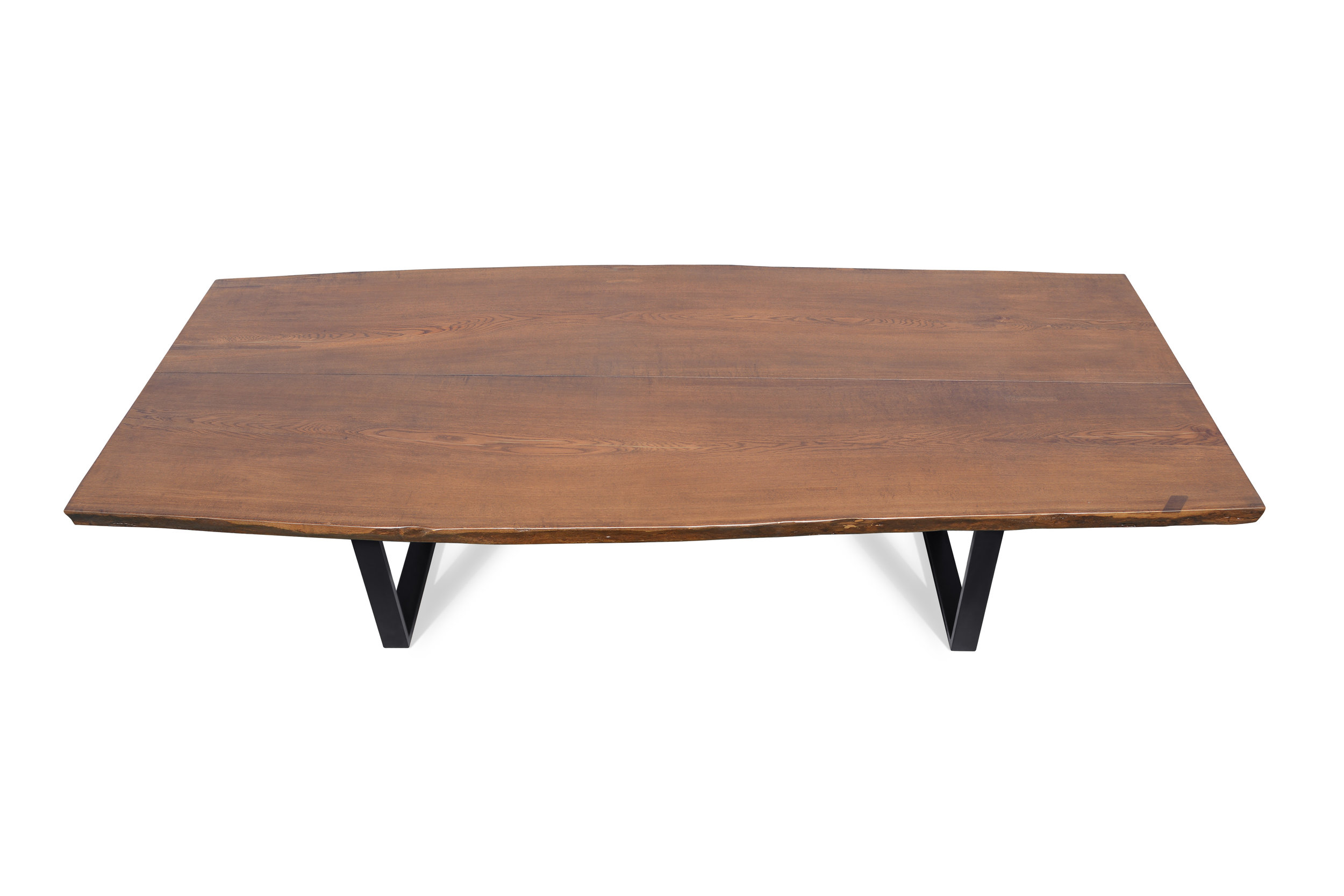 Etz & Steel Bond Live Edge Table Black Base 1.JPG