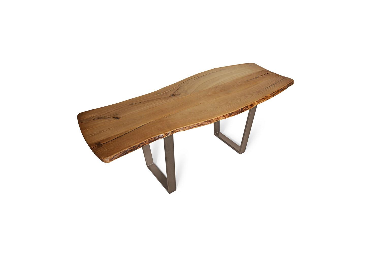 Etz & Steel Chardonnay Live Edge Table Bronze Texture Base 1.jpg