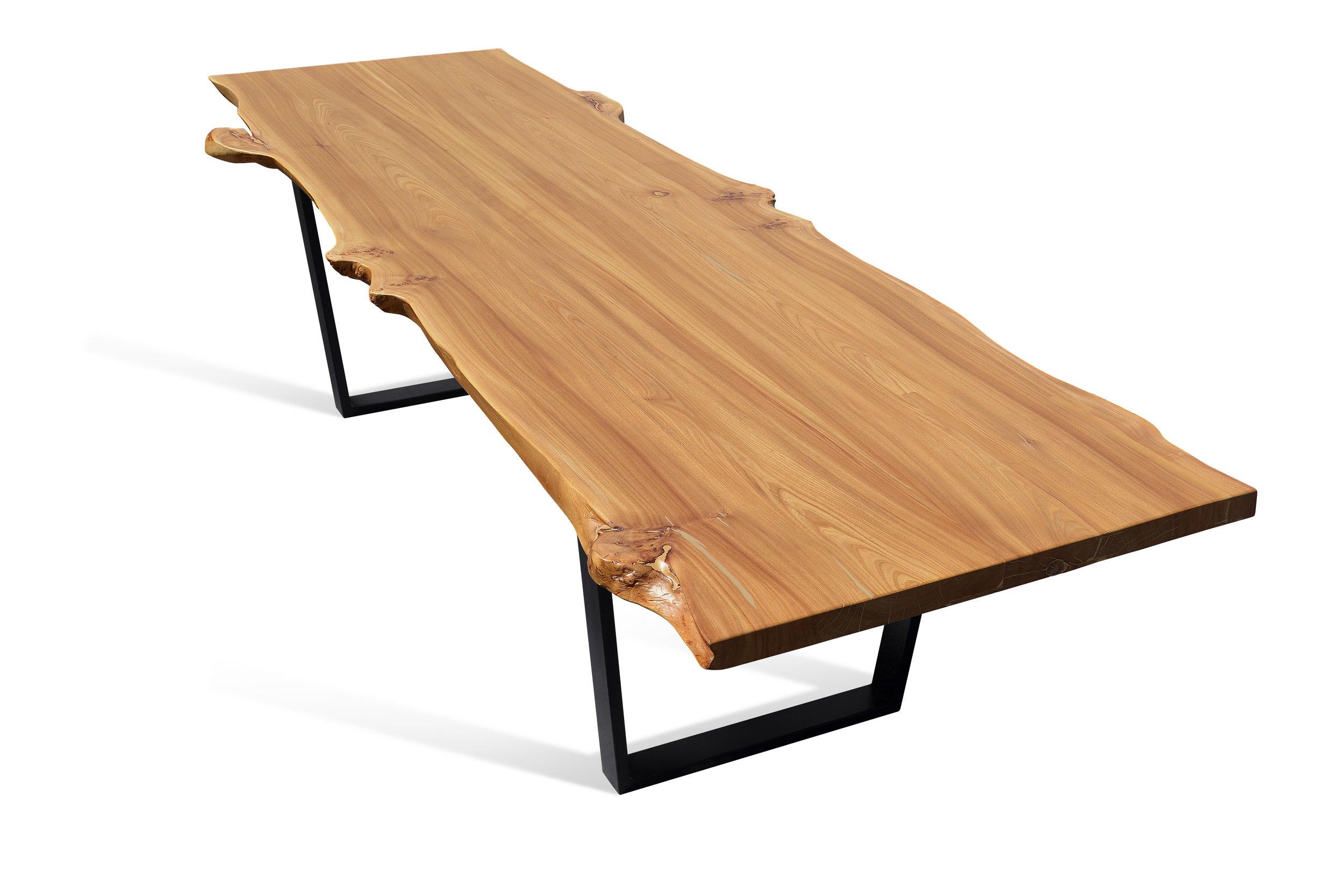 Etz & Steel Wave Live Edge Table Black Base 9.JPG