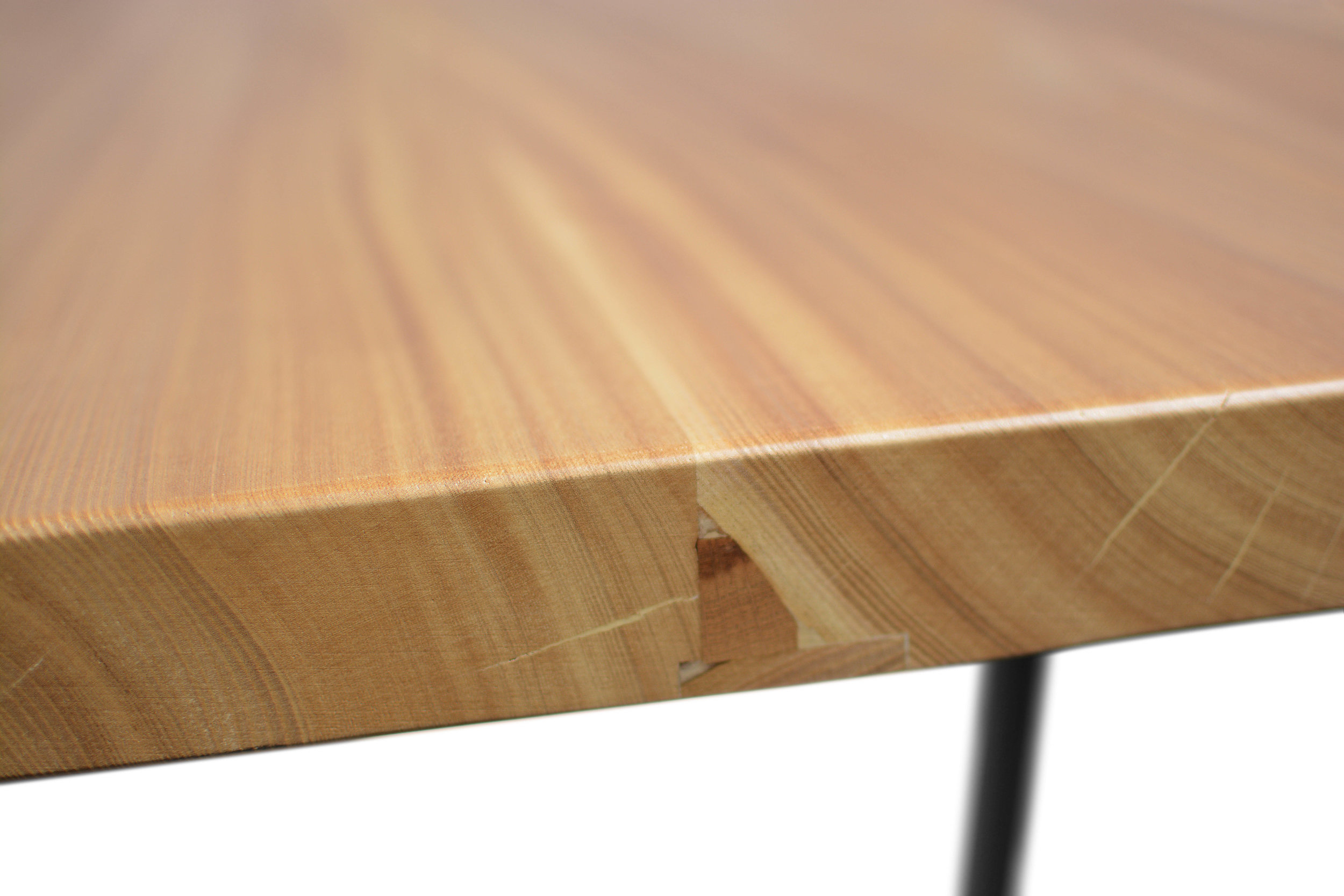 Etz & Steel Wave Live Edge Table Close Up 14.JPG
