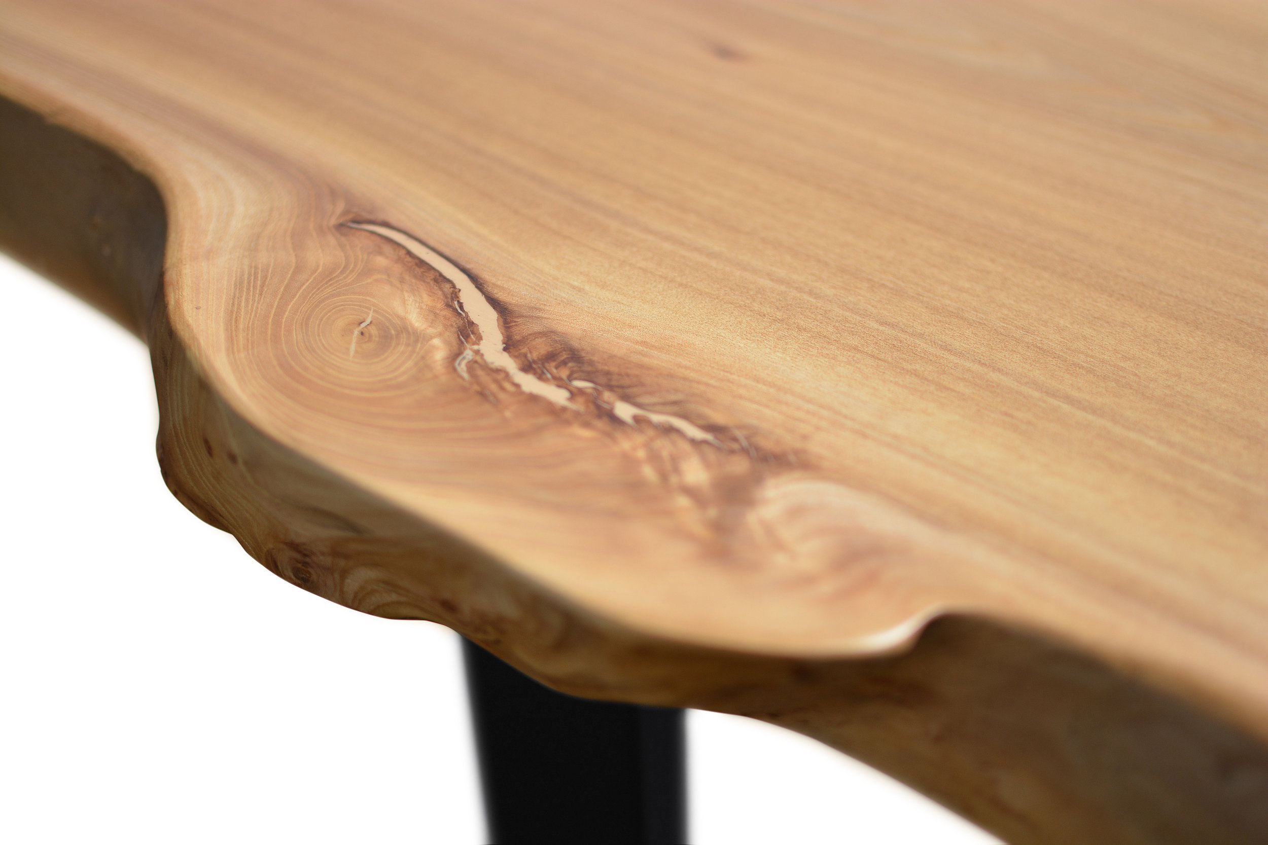 Etz & Steel Wave Live Edge Table Close Up 19.JPG