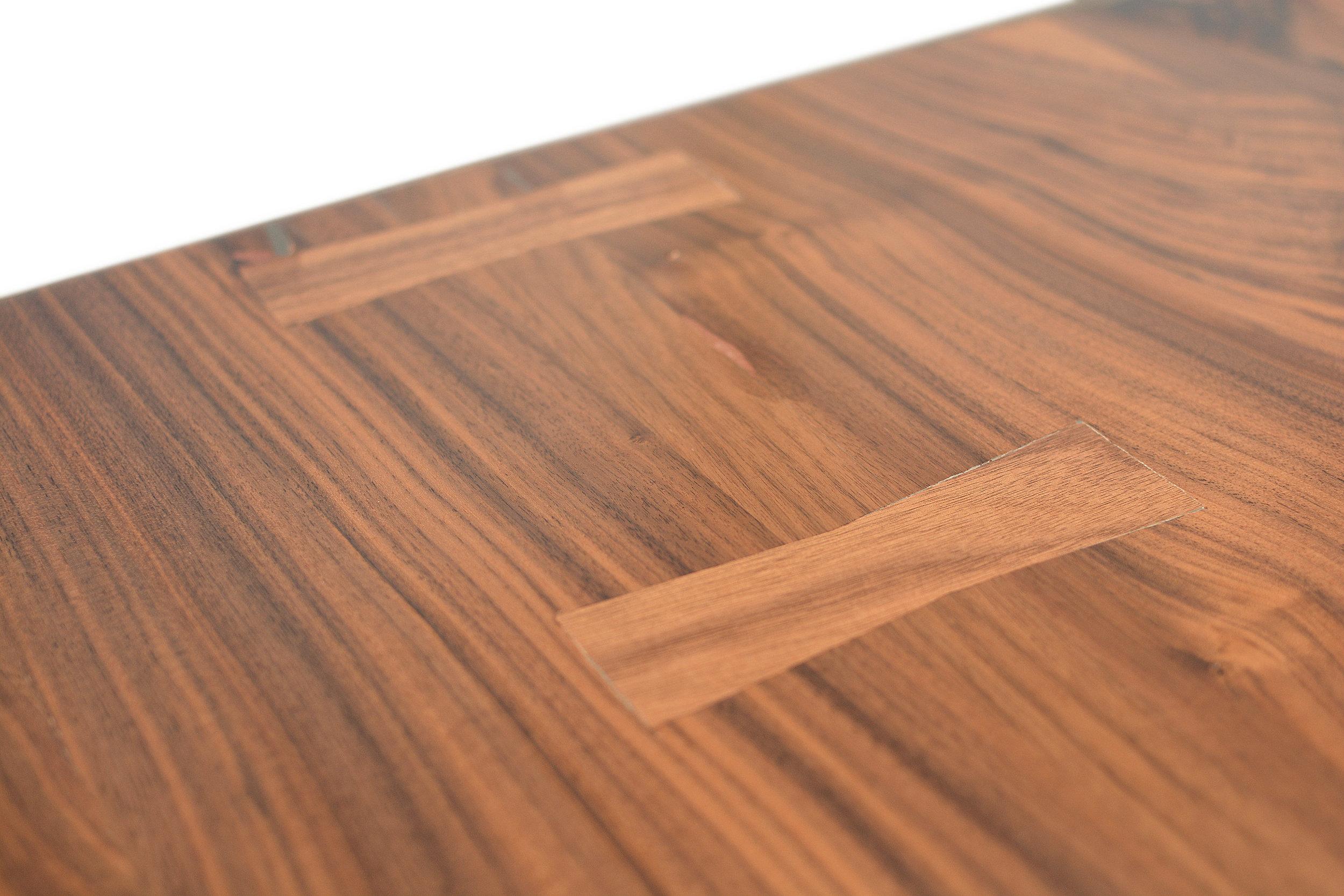 Etz & Steel Hermes Live Edge Walnut Table Close Up 17.JPG