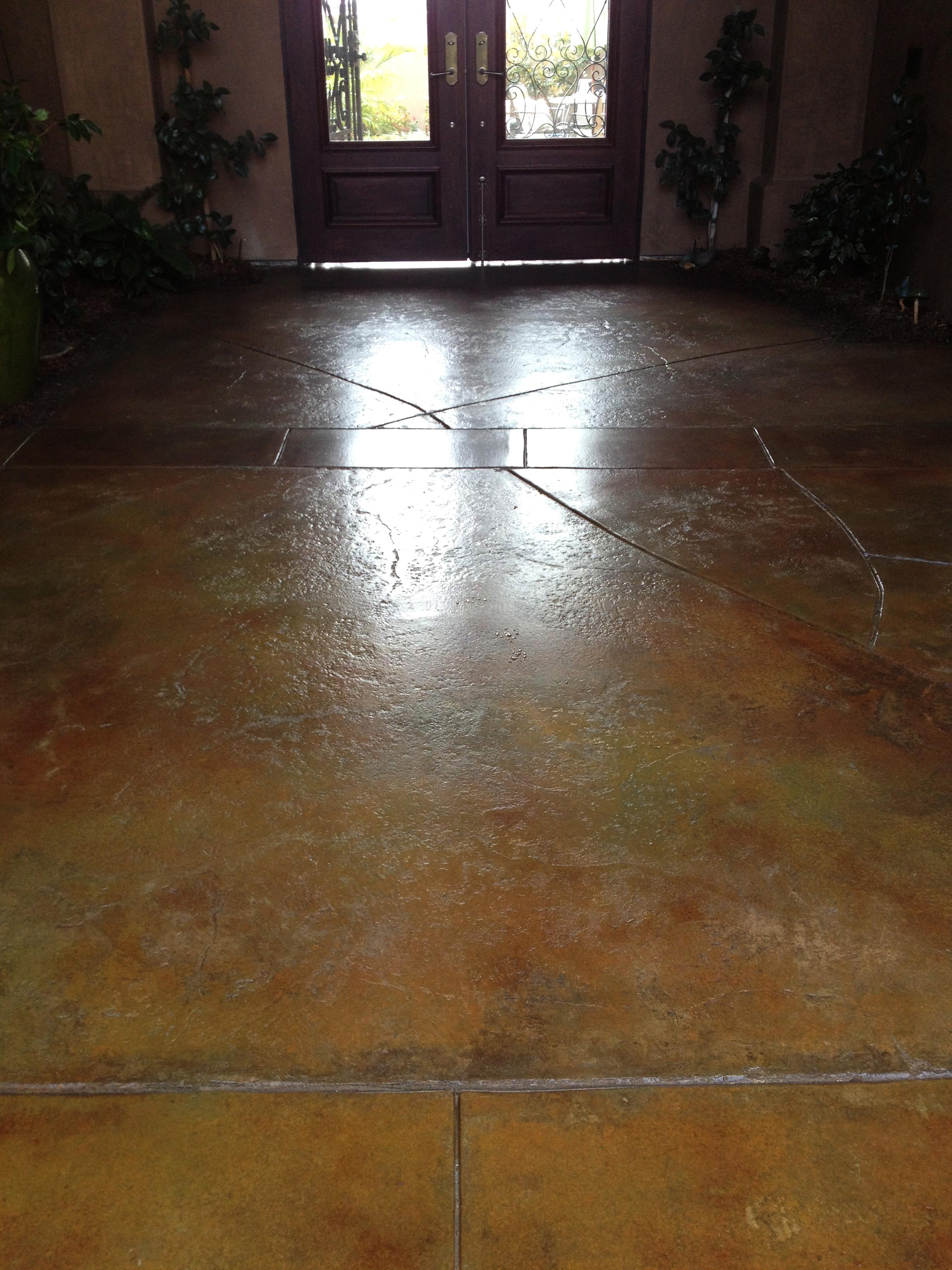 Interior Floors
