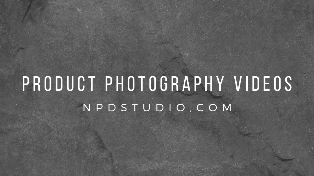 Product Photography Videos | NPDSTUDIO.COM